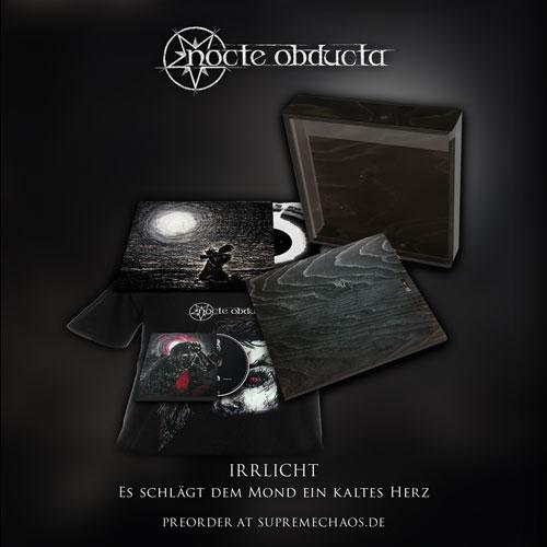 Order Nocte Obducta - Irrlicht now