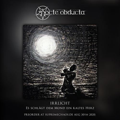 Nocte Obducta - Irrlicht Preorder