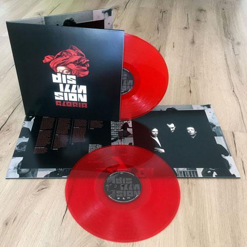 Disillusion - Gloria Red Vinyl