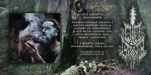 Old Growth Mossweaver Preorder