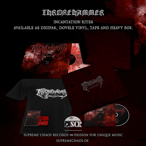 Thronehammer - Incantation Rites Preorder