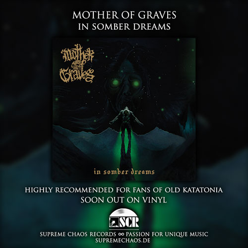 Mother Of Graves - In Somber Dreams Vinyl