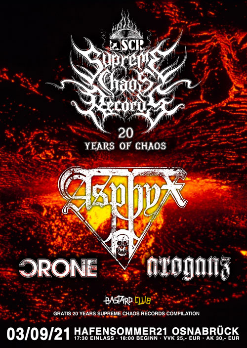 20 Years Of Chaos Festival