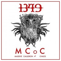 1349 - Massive Cauldron Of Chaos (CD)