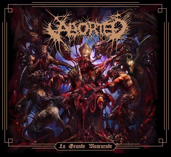 ABORTED - La Grande Mascarade EP (DIGI)