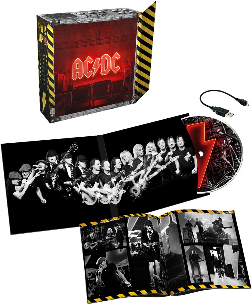 AC/DC - Power Up [DELUXE] (BOXCD)