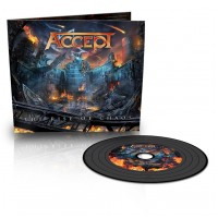 ACCEPT - The rise of chaos (DIGI)