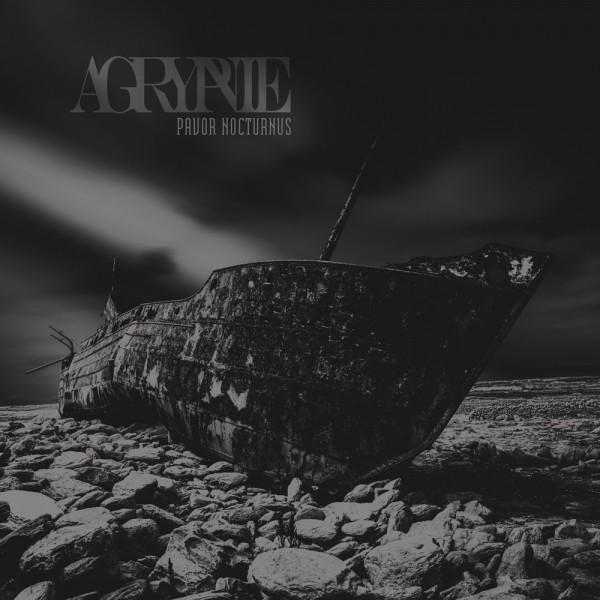 AGRYPNIE - Pavor Nocturnus (CD)