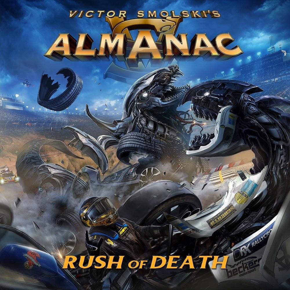 ALMANAC - Rush of death [CD+DVD] (DCD)