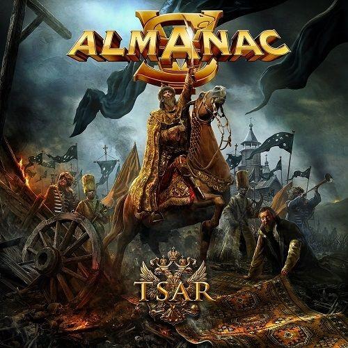 ALMANAC - Tsar [Ltd.CD+DVD Digibook] (DCD)