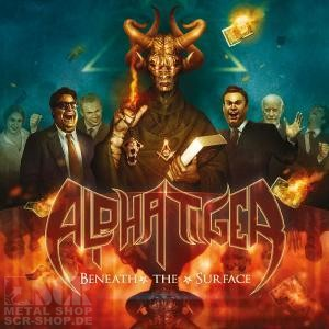 ALPHA TIGER - Beneath The Surface [Ltd.Digi] (DIGI)