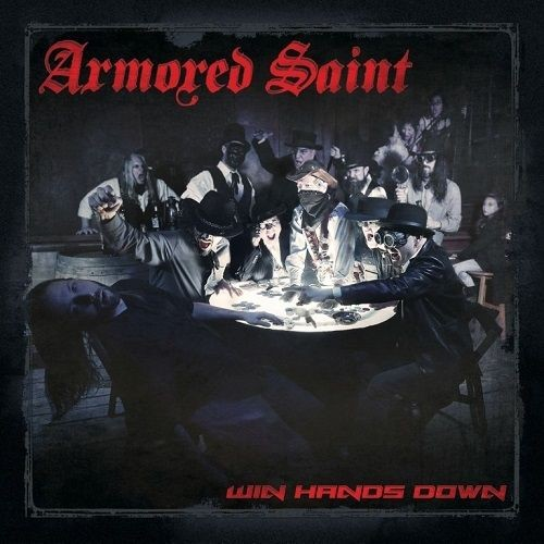 ARMORED SAINT - Win Hands Down (CD)