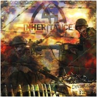 ASH INHERITANCE - Devastated By Fire (CD)