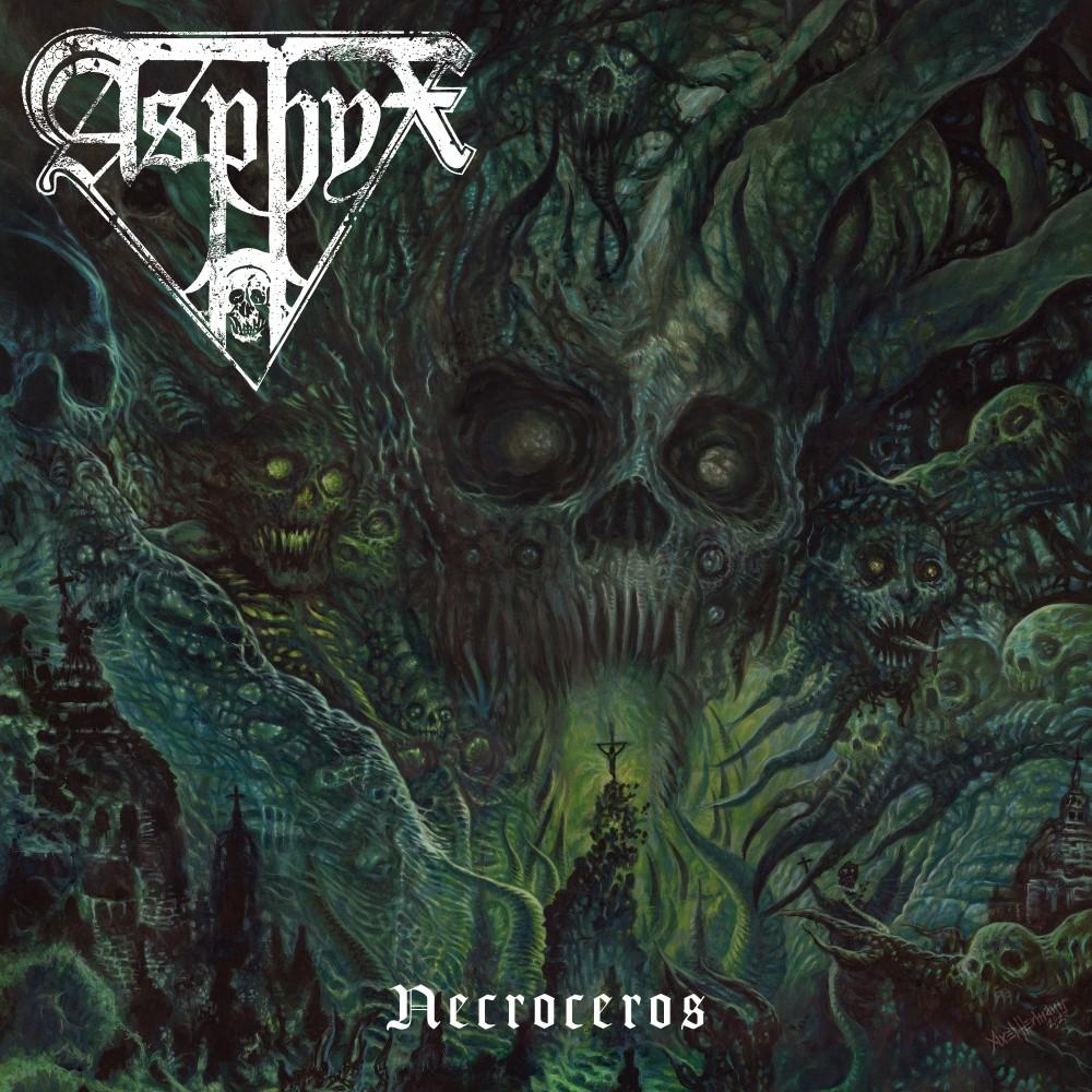ASPHYX - Necroceros [CD+DVD MEDIABOOK] (DCD)