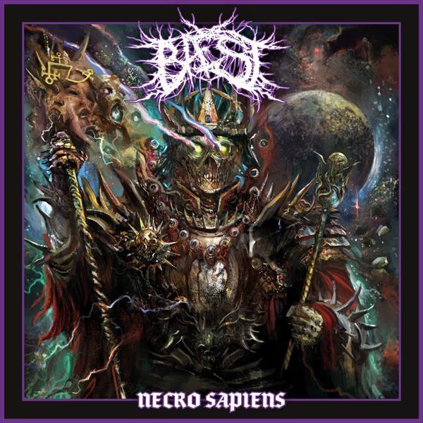 BAEST - Necro Sapiens [MEDIABOOK] (DIGI)