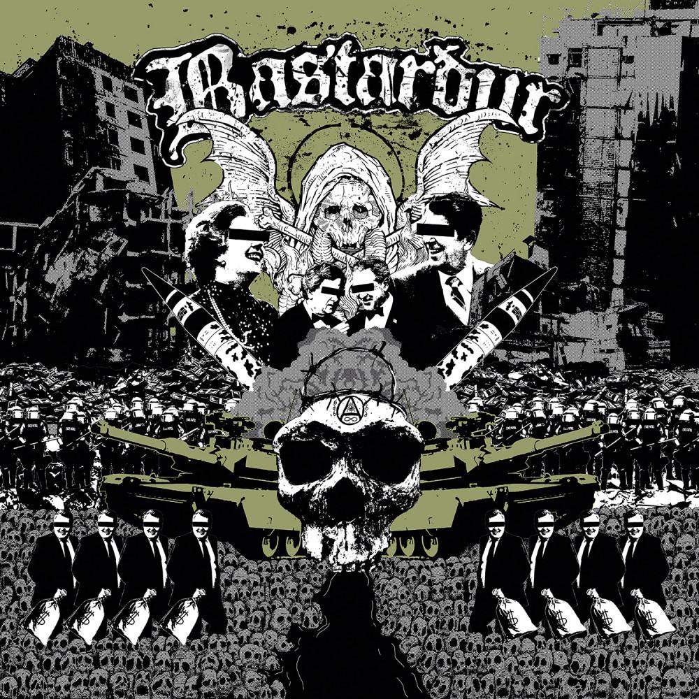 BASTARDUR - Satan's Loss of Son (CD)