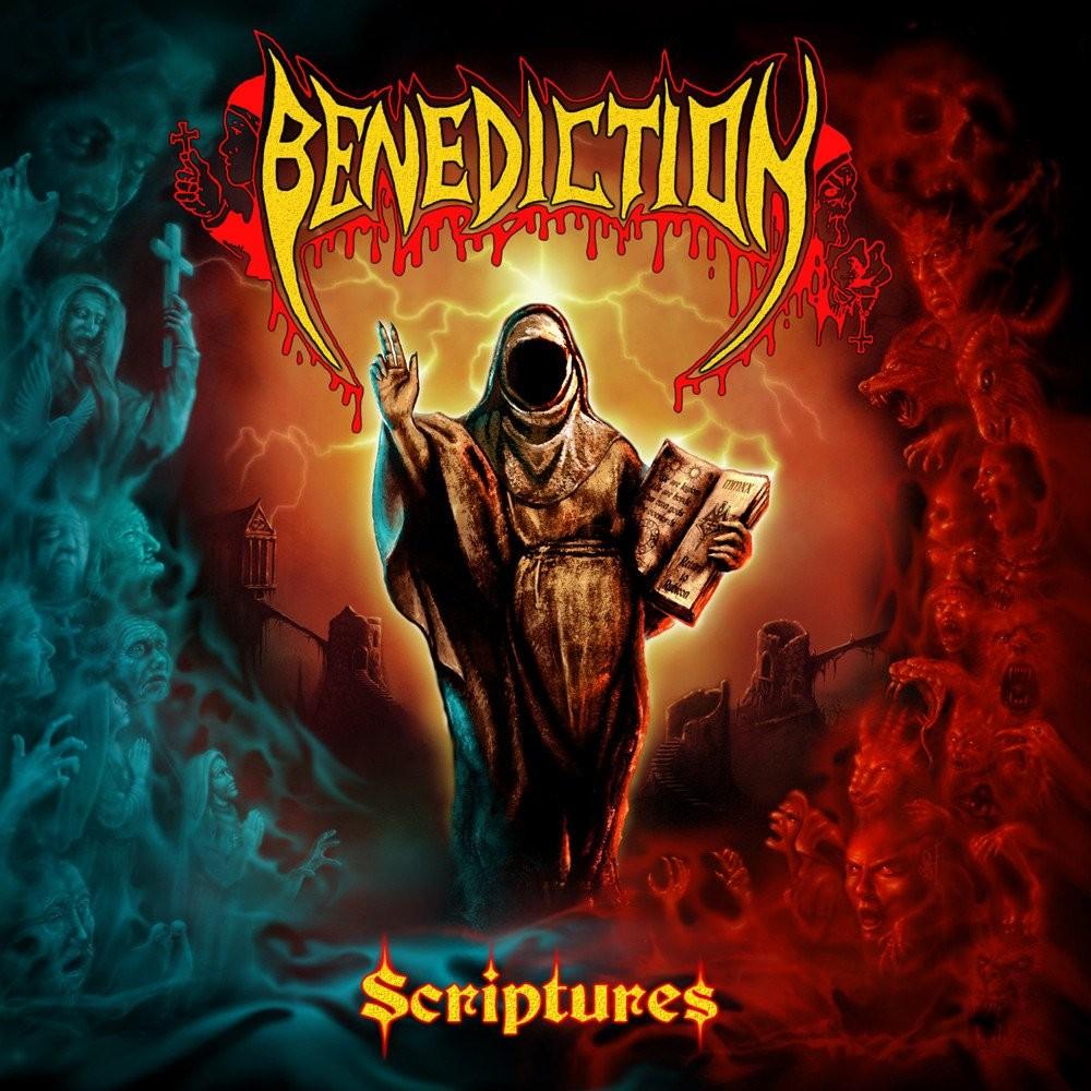 BENEDICTION - Scriptures (CD)