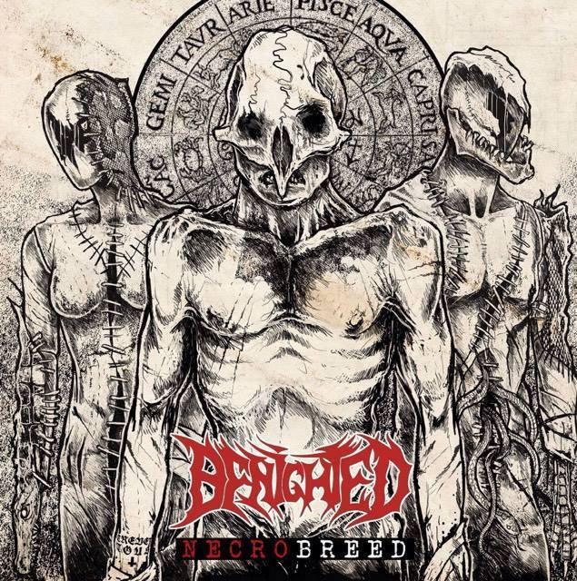 BENIGHTED - Necrobreed (CD)