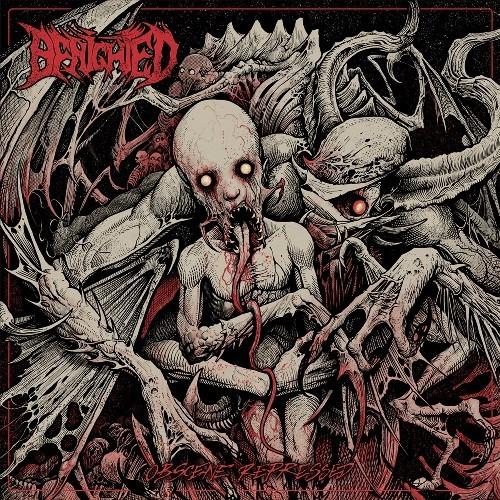 BENIGHTED - Obscene Repressed (CD)