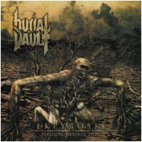 BURIAL VAULT - Ekpyrosis [Periodic Destruction] (CD)