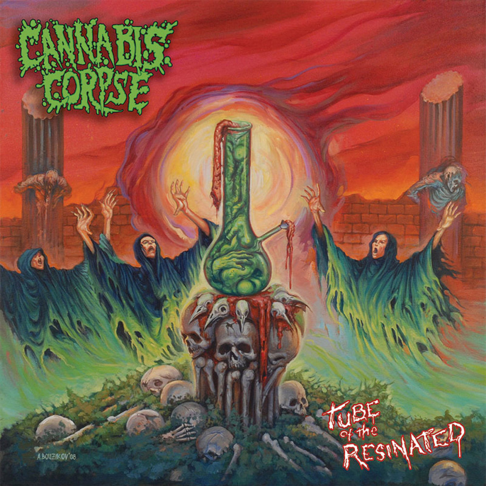 CANNABIS CORPSE - Tube Of The Resinated (DIGI)