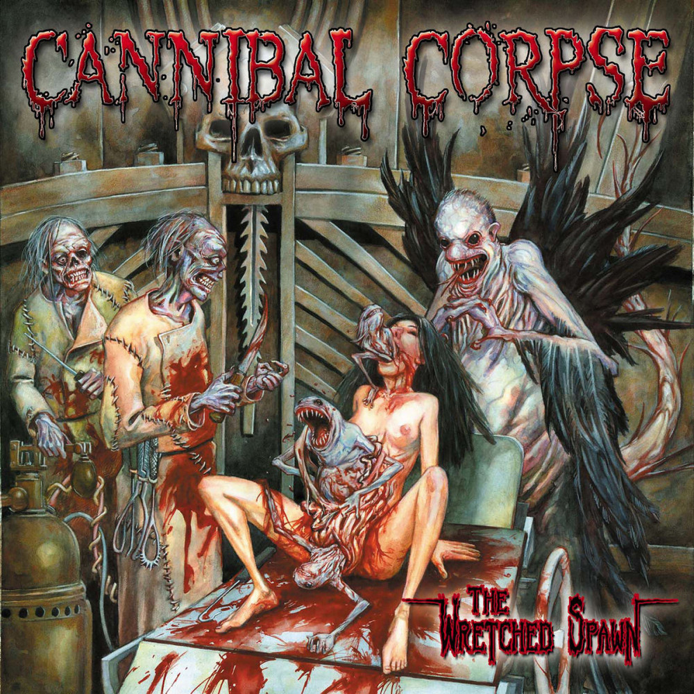 CANNIBAL CORPSE - The Wretched Spawn (DCD CD+DVD)