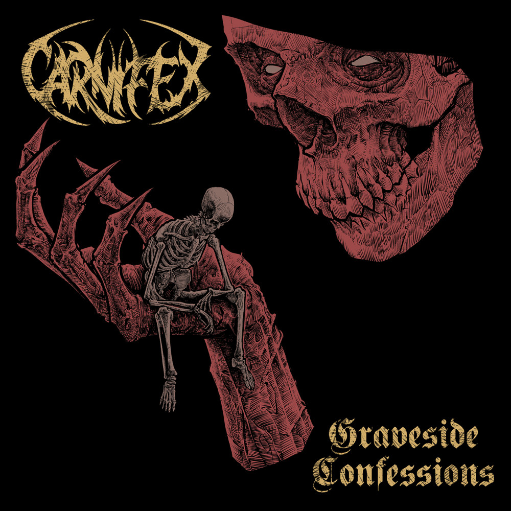 CARNIFEX - Graveside Confessions (CD)