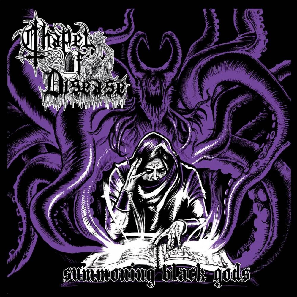 CHAPEL OF DISEASE - Summoning Black Gods [Re-Release] (DIGI)