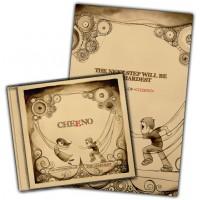 CHEENO - The Next Step Will Be The Hardest  [Ltd.CD+BOOK] (CD)