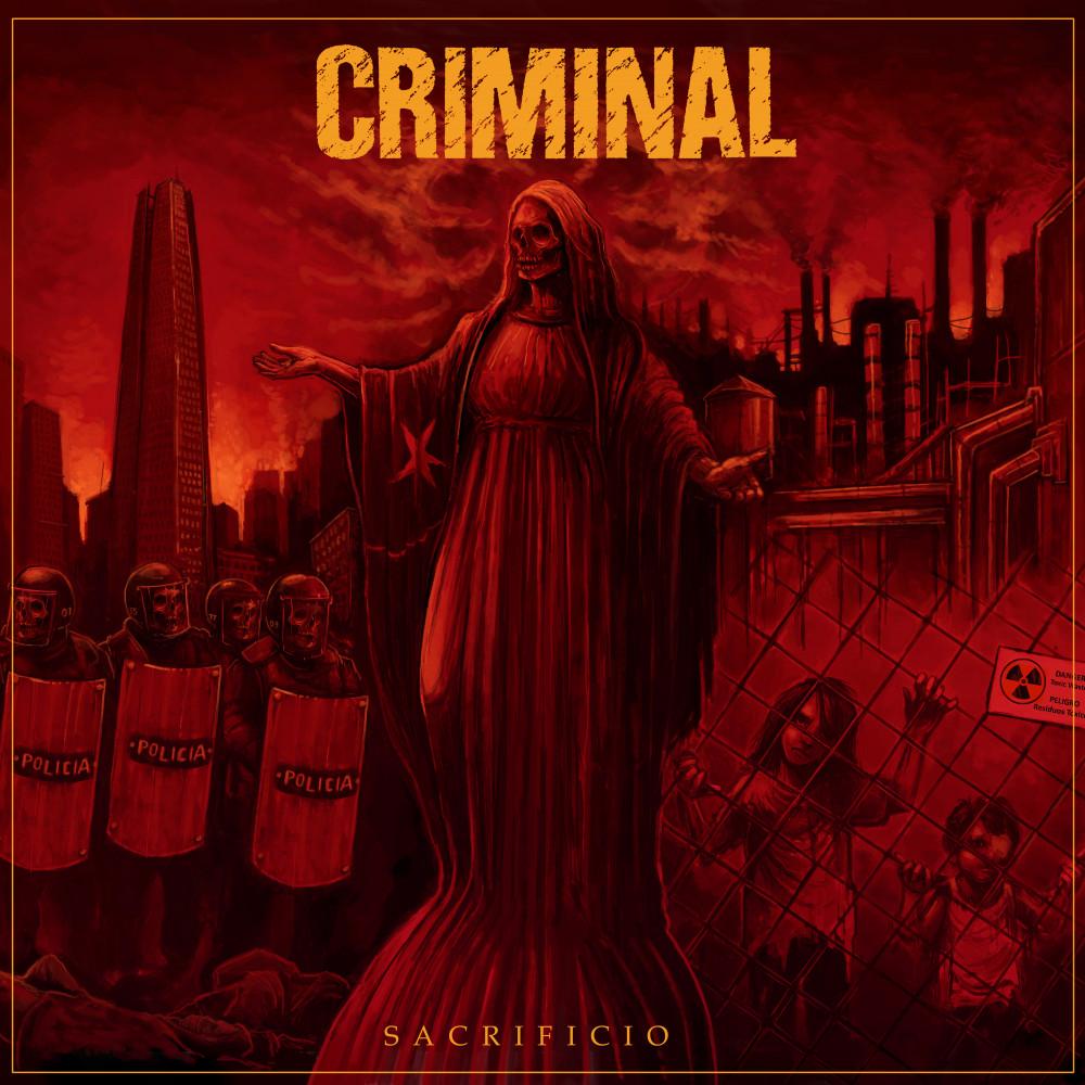 CRIMINAL - Sacrificio (CD)