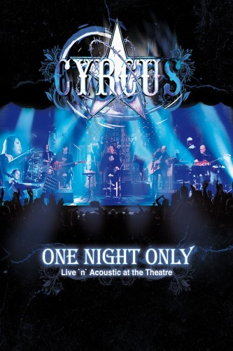 CYRCUS - One Night Only (Ltd. Digipak DVD)