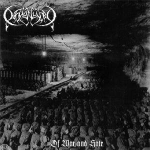 DAEMONLORD - Of War and Hate (CD)
