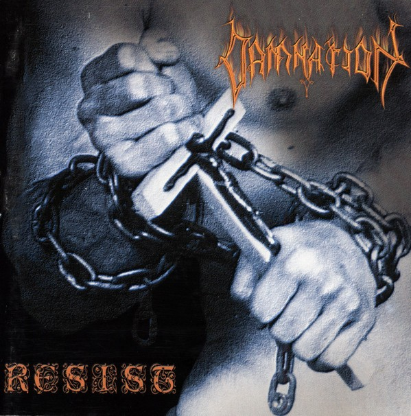 DAMNATION - Resist (CD)