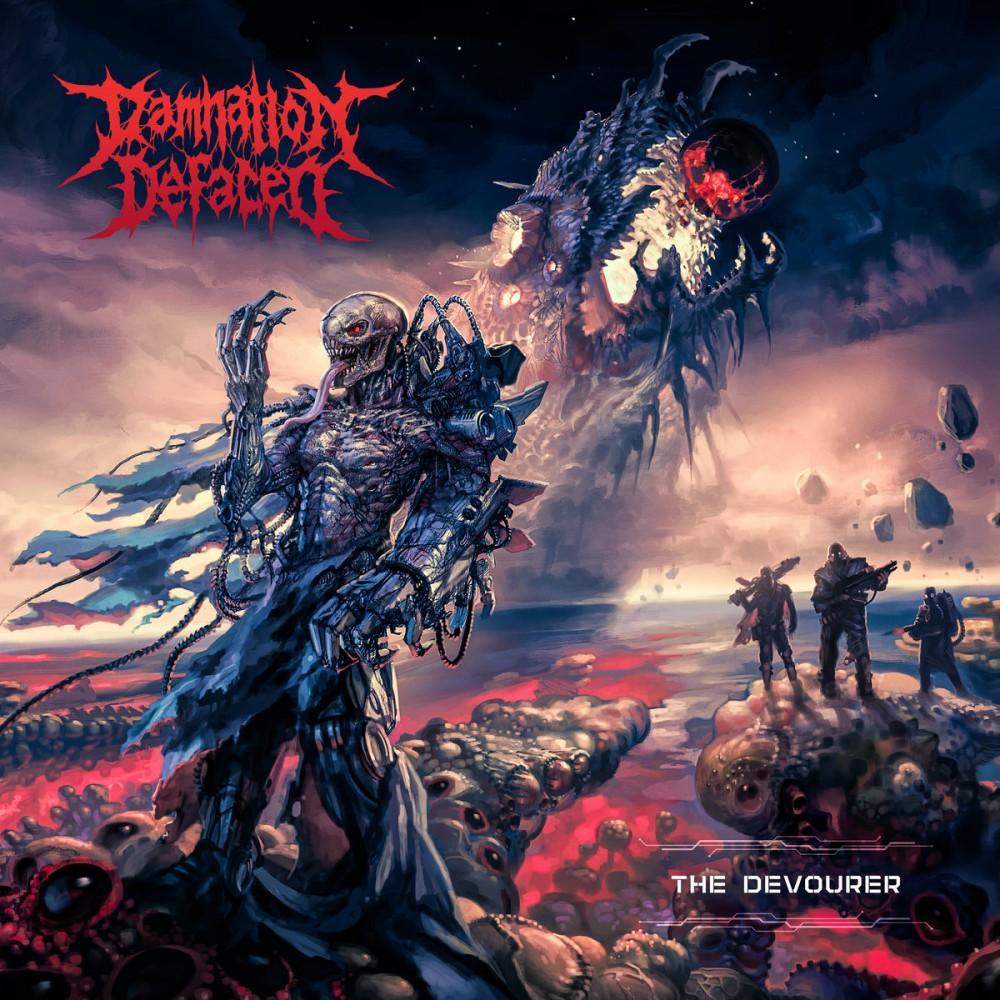 DAMNATION DEFACED - The Devourer (DIGI)