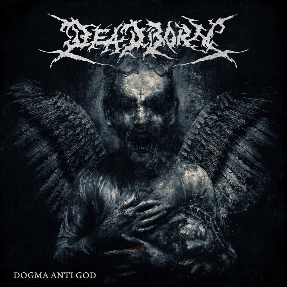 DEADBORN - Dogma Anti God (CD)