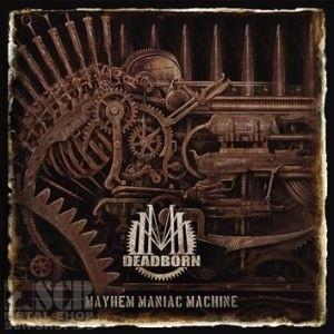 DEADBORN - Mayhem Maniac Machine (DIGI)