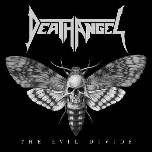 DEATH ANGEL - The Evil Divide [Ltd.CD+DVD Digi] (DCD)