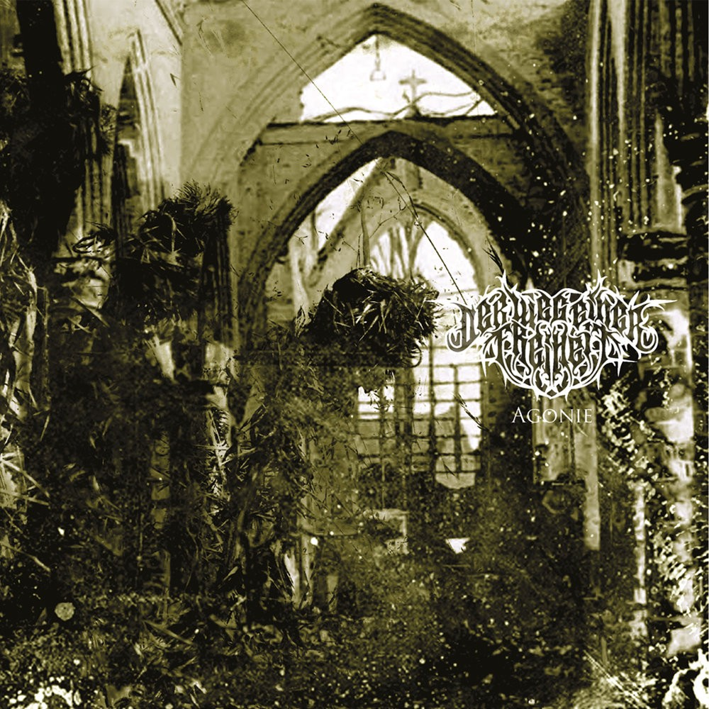 DER WEG EINER FREIHEIT - Agonie (CD)