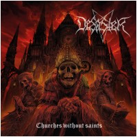 DESASTER - Churches Without Saints (DIGI)