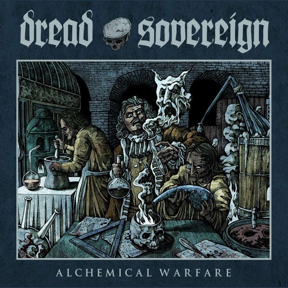 DREAD SOVEREIGN - Alchemical Warfare (DIGI)