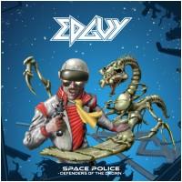 EDGUY - Space Police - Defenders Of The Crown (CD)