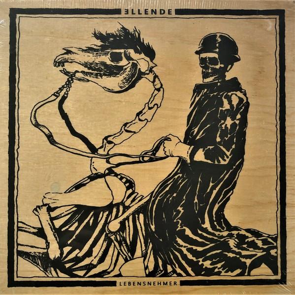 ELLENDE - Lebensnehmer [WOODEN BOX] (BOXCD)