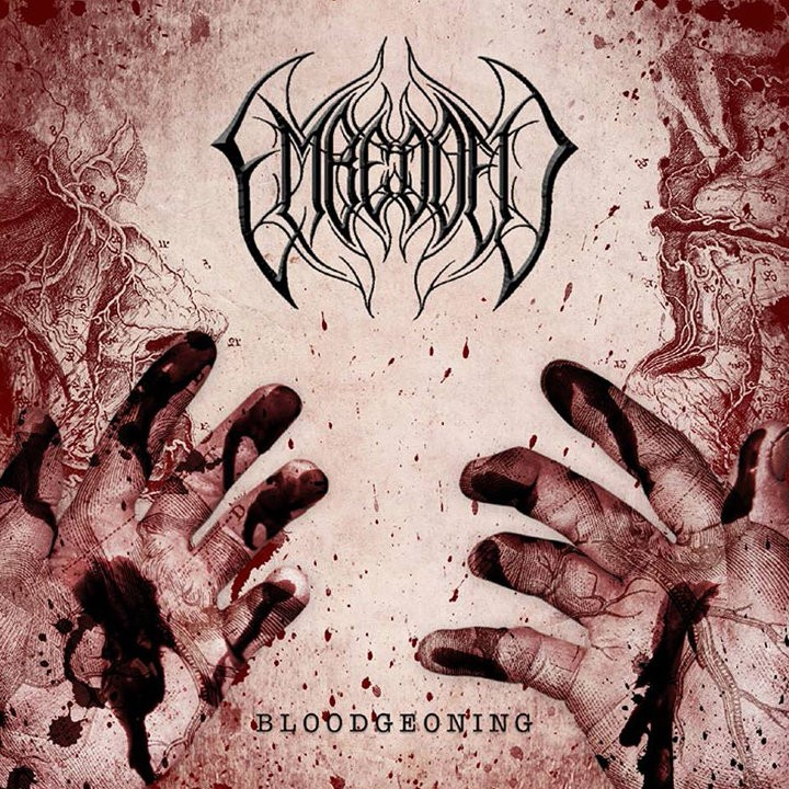 EMBEDDED - Bloodgeoning (CD)