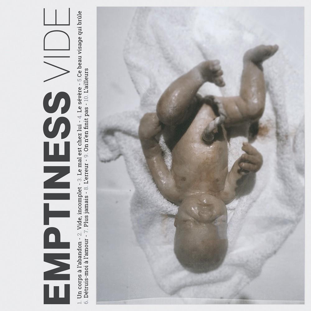 EMPTINESS - Vide (CD)