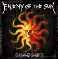 ENEMY OF THE SUN - Shadows (CD)