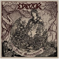 ERAZOR - Dust Monuments (CD)