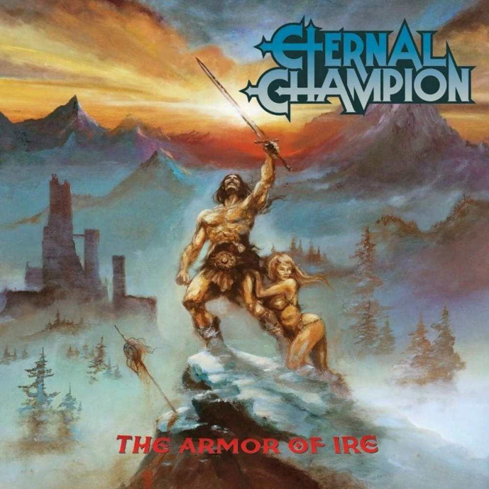 ETERNAL CHAMPION - The Armor Of Ire (CD)