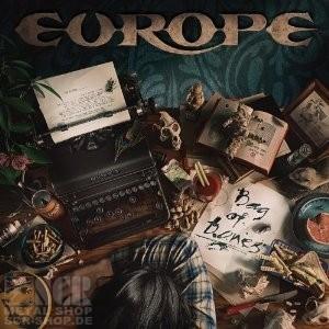 EUROPE - Bag Of Bones (CD)
