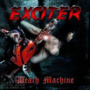 EXCITER - Death Machine (CD)