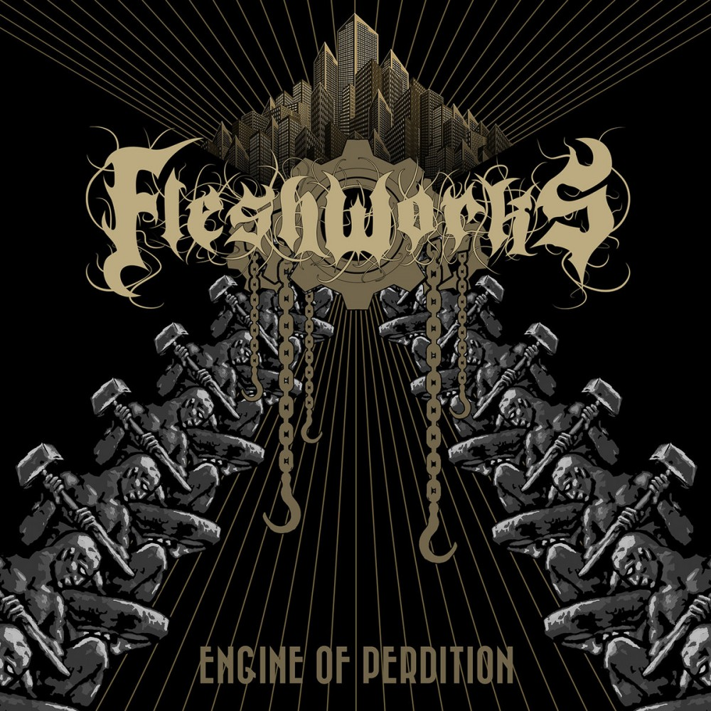 FLESHWORKS - Engine Of Perdition (CD)